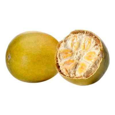 泰格 低溫脫水羅漢果中果12枚散裝 廣西桂林永福特產 黃金皮羅漢果