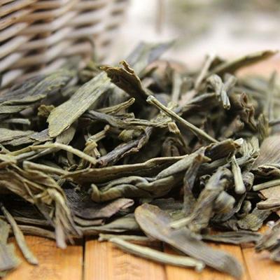 材 銀杏茶精選銀杏葉茶已脫毒可搭配杜仲茶羅布麻茶 500g