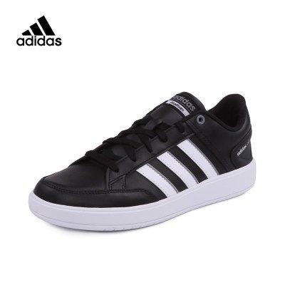 阿迪达斯男鞋2019春新款 休闲运动鞋网球鞋 DB0305 DB0306