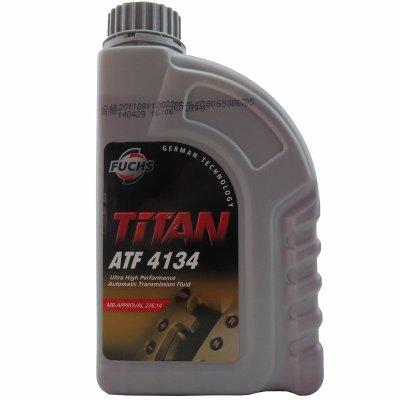 福斯泰坦手自一體全自動變速箱傳動液ATF 4134 1L