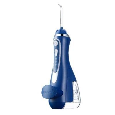 【磁吸快充】潔碧(Waterpik)WP-563 通用牙齦護理 水箱值0.18 便攜手持式潔牙器 小蠻腰系列 深海藍