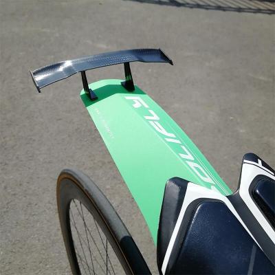运动户外山地车公路车自行车挡泥板尾翼破风起飞个性配件装饰汽车GT小尾翼放心购
