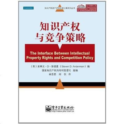 知識產權與競爭策略 9787121152818