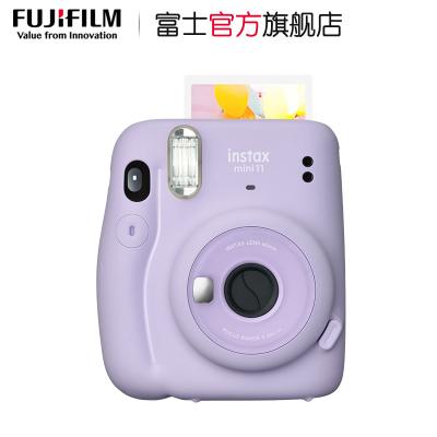 FUJIFILM/富士拍立得相機 INSTAX mini11 丁香紫 mini9升級款 相紙86*54 工程塑料