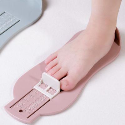 嬰兒寶寶量腳器兒童買鞋腳長測量器量腳內長0-8歲尺碼量鞋器威珺