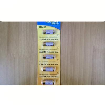 定做 12V23A電池電動卷簾門卷閘門伸縮門車庫門道閘遙控器電池門鈴電池