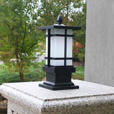 围墙灯门柱灯户外院墙灯室外别墅圆球形家用大门灯装饰门头灯
