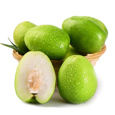 台湾牛奶大青枣2.5斤装(拍双数件礼盒包装)新鲜水果现摘蜜枣当季应季脆枣