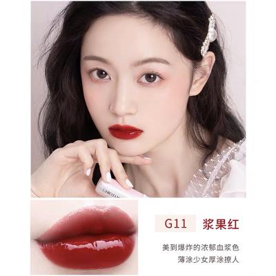 稚優泉水光唇釉仙女棒 口紅持久保濕唇彩唇蜜染唇液學生G11