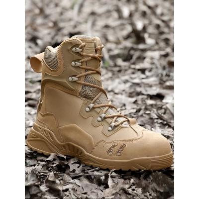 公牛歡騰2020春季戶外男特種兵作戰靴戰術鞋靴戰地靴陸戰靴防水登山靴耐磨