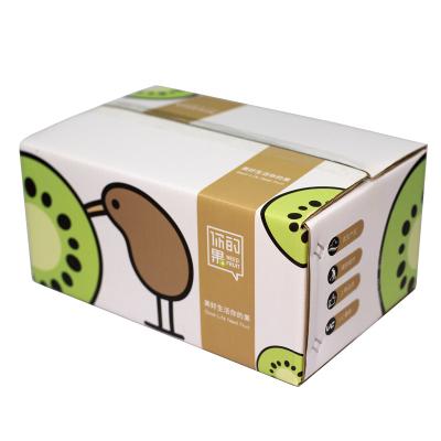 你的果 高端品牌系列 徐香猕猴桃家庭装 5斤 单果90-130g 陕西眉县绿心奇异果新鲜水果绿果