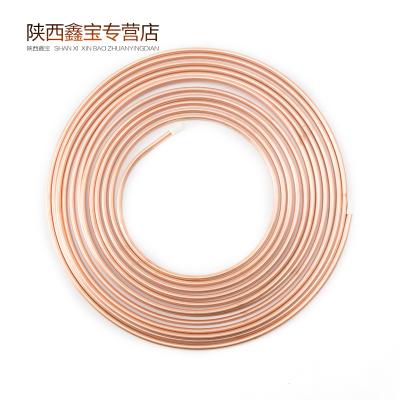幫客材配 豫七星 家用空調銅管(φ9.52*0.70mm)68元/kg 26kg/箱 一箱5盤