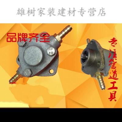 定做电动套丝机配件油泵机油泵沪工正厂原装品质