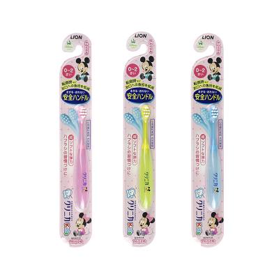 【直營】LION日本獅王兒童牙刷0-2歲適用 1支裝 顏色隨機發貨