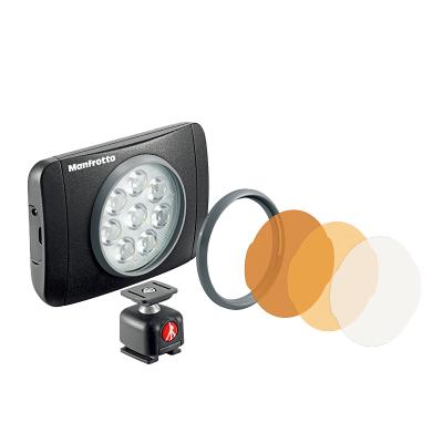 曼富图(MANFROTTO) MMLUMIEMU-BK LUMIMUSE8 流明灯 8珠 LED 灯