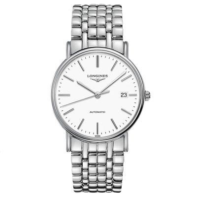浪琴(Longines)手表 瑰麗系列 自動機械男表 時尚 商務 男表 正裝 男士手表