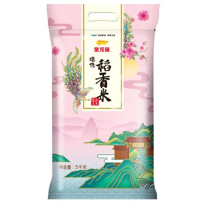 金龙鱼臻选稻香米5kg 东北大米