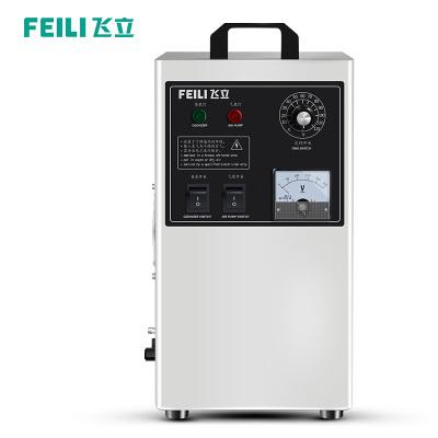 飛立FL-803A臭氧機家用食品工廠臭氧發生器汽車臭氧消毒機QS認證