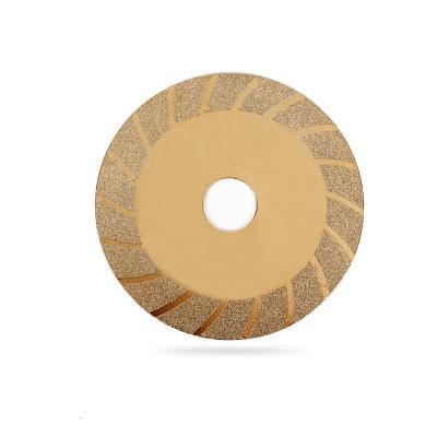 木材金屬鐵板閃電客石材瓷磚玻璃塑料墻壁開電鋸云石機鋸片切割機鋸片 4寸玻璃切割片