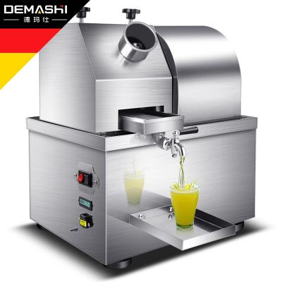 德瑪仕 DEMASHI 甘蔗榨汁機商用 甘蔗削皮機 榨甘蔗汁機 甘蔗機商用 YF-T80