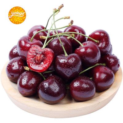 【拍下94第二份89】悠乐果 智利进口单J车厘子净重1kg 26-28mm 大樱桃水果