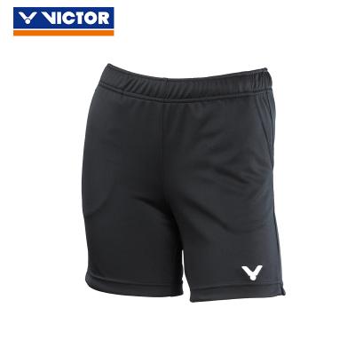 VICTOR/威克多 羽毛球服男女童裝短褲夏季運動短褲3099