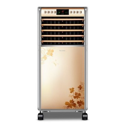格力(GREE)空调扇冷暖两用 KS-0701RD-WG ??乜刂婆缁矣靡?匕胬浞缟?支持定时 冷暖两用 7L大水箱