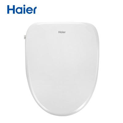 海尔(Haier)卫玺智能马桶盖 即热式电子坐便盖座圈加热冲洗暖风烘干洁身器全功能遥控款H4-5018