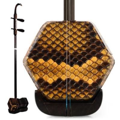 蘇錫琴坊精品純手工黑檀二胡 專業演奏練習黑檀二胡琴 贈全套二胡配件