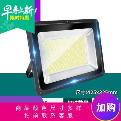 led投光燈戶外燈防水強光亮廣告室外照明探照工程工地路燈射燈