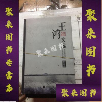 《正版九成新》王鴻 文選 詩詞卷 文論卷 鄉土卷 影視卷 共4本合售