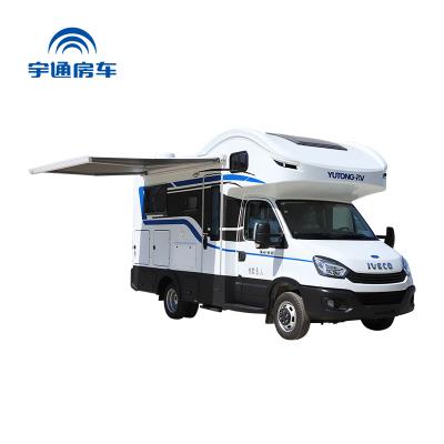 【定金抵扣】C533豪華版單拓展 限高系統 400Ah房車專用鋰電池 3kW充電逆變一體機