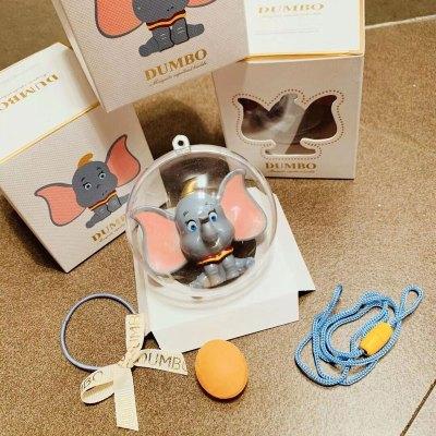 糖果公主抖音同款網紅小飛象驅蚊扣 夏季戶外隨身防蚊香薰球兒童寶寶車載掛件