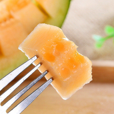 陳小四水果 西州蜜瓜2.25斤 新鮮甜瓜 新鮮水果 蘇寧生鮮水果