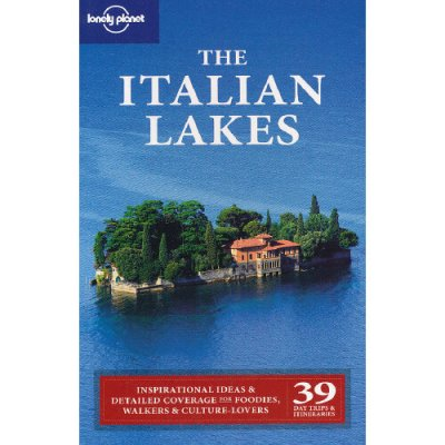 Italian Lakes, The 1(ISBN=9781741790887) 英文原版
