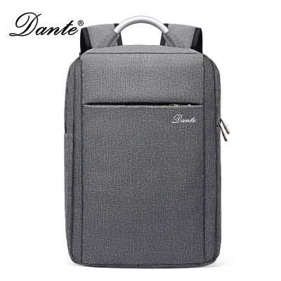 Dante丹迪雙肩包男士休閑背包防水尼龍戶外旅行包學生書包