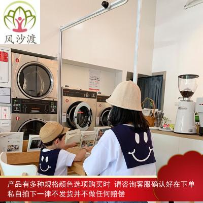 ivan家亲子装夏装短袖T恤不一样的网红母子装母女装潮图片件数为展示