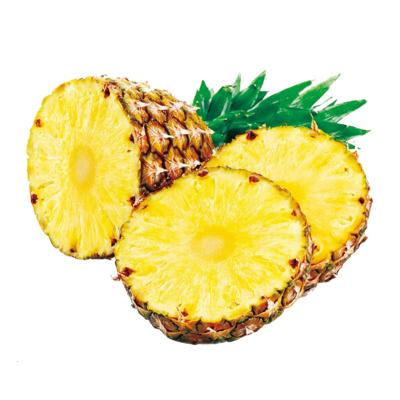 海南金鉆鳳梨 5斤 2-3個 菠蘿 新鮮水果 蘇寧生鮮水果 陳小四水果 水果禮盒