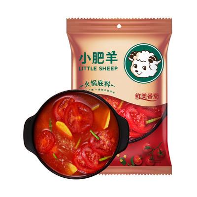 小肥羊 番茄味分包式火锅底料调味料西红柿酸汤火锅料200g