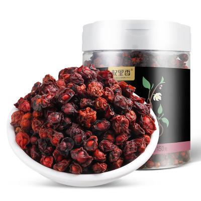 杞里香(QiLiXiang)北五味子茶150g 正品 长白山野生新干果颗粒 药食同源