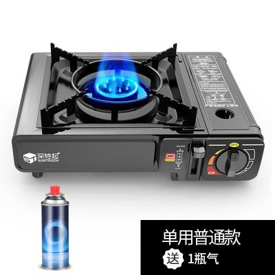 卡式爐戶外便攜式卡斯火鍋爐野外爐具爐子卡磁爐煤氣瓦斯爐燃氣灶 普通款卡式爐/1氣;