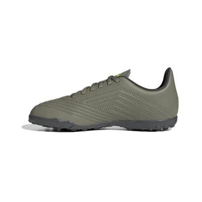 阿迪達斯 adidas PREDATOR 19.4 TF J 大童足球運動鞋EF8222