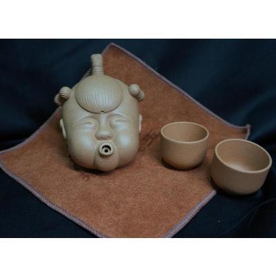 钰福娃(紫砂娃娃壶女款)·收藏版 限量出品