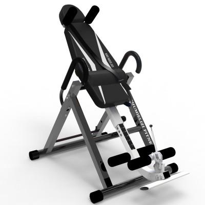 倒立机闪电客家用倒挂塑身机腰椎牵引器关节拉伸增高机室内运动健身器材