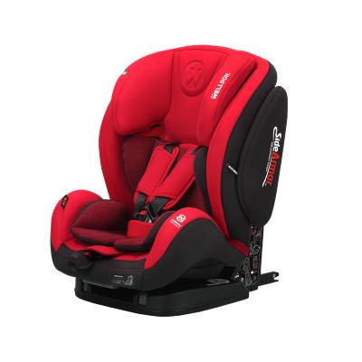惠爾頓全能寶3兒童安全座椅isofix接口約9個月-12歲