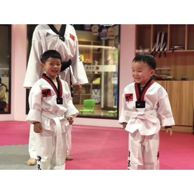 汉武道跆拳道精品体验课【三岁半以上儿童】