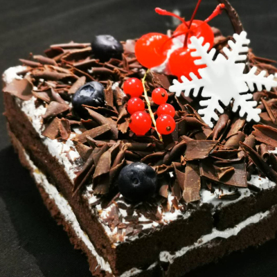 【人氣產品】一磅黑森林蛋糕券 南京玄武蘇寧諾富特酒店