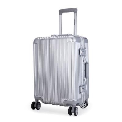 diplomat外交官TC-912系列 拉杆箱 20英寸 铝框箱 万向轮旅行箱 行李箱
