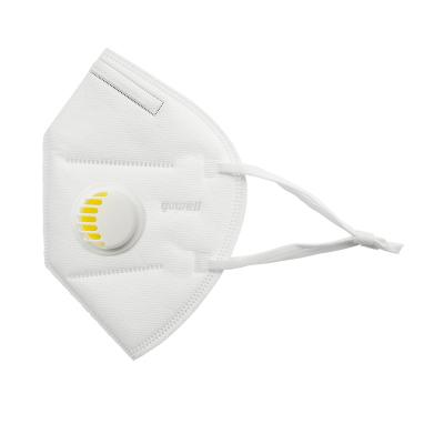 鱼跃(YUWELL)口罩 防雾霾pm2.5防尘颗粒物95%过滤效率成人儿童型 折叠耳带式30只/盒 口罩器械