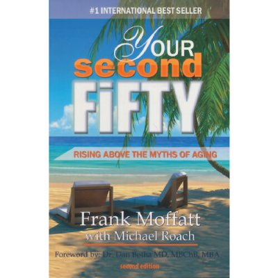 YOUR SECOND FIFTY 英文原版